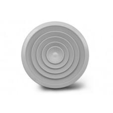Difuzoare circulare cu inele multilpe fixe