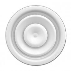 Difuzoare circulare cu conuri centrale reglabile